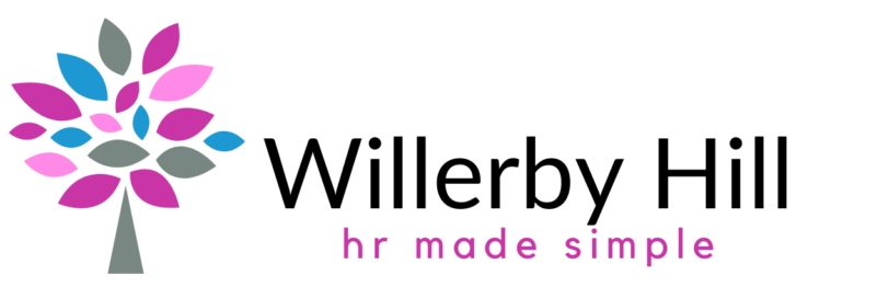 HR Human Resources and Employment Law Specialists Logo