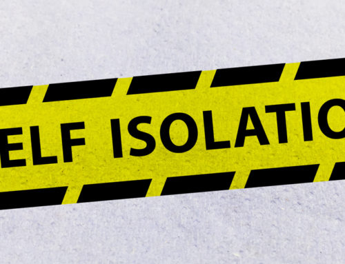 Self Isolation – new rules for employers and employees